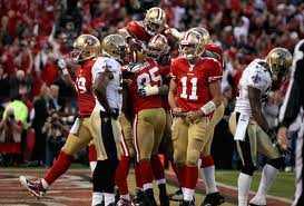 49ers with Smith